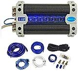 Rockville RFC30F 30 Farad Capacitor Voltage Display+ Amp Kit