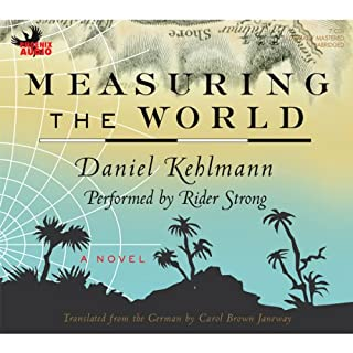 Measuring the World cover art