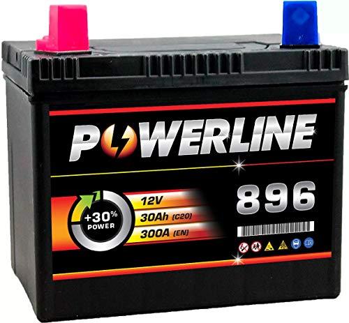 896 Powerline Lawnmower Battery 12V