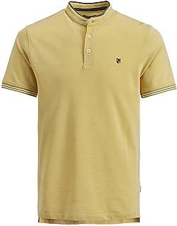 Amazon.es: camiseta cuello mao hombre: Ropa