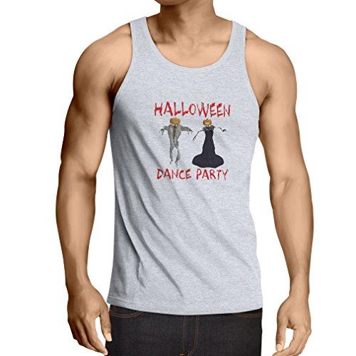 lepni.me Heren Tank Top Cool Outfits Halloween Dance Party Events Kostuum Ideeën