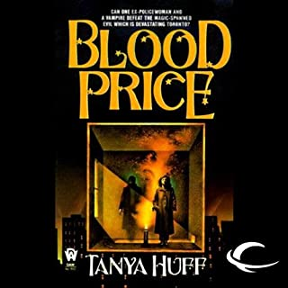 Blood Price     Blood, Book 1              By:                                                                                                                                 Tanya Huff                               Narrated by:                                                                                                                                 Justine Eyre                      Length: 10 hrs and 31 mins     4 ratings     Overall 4.3