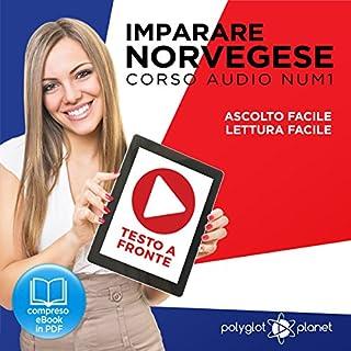 Imparare il norvegese - Lettura facile | Ascolto facile | Norvegese corso audio num. 1 [Learning Norwegian - Easy reading | Easy Listening - Norwegian audio course no. 1] cover art