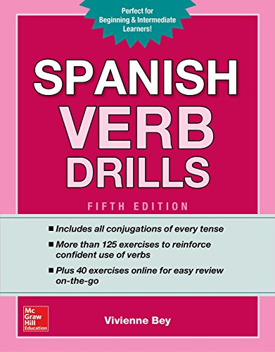 Spanish Verb Drills, Fifth Edition (NTC FOREIGN LANGUAGE)