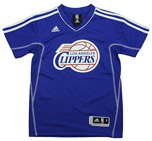 Los Angeles Clippers NBA - Camiseta de manga corta para niño (talla...