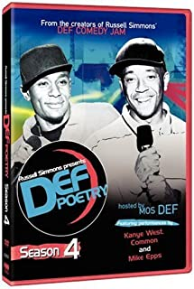 Russell Simmons Pres Def Poetry:S4 (DVD)