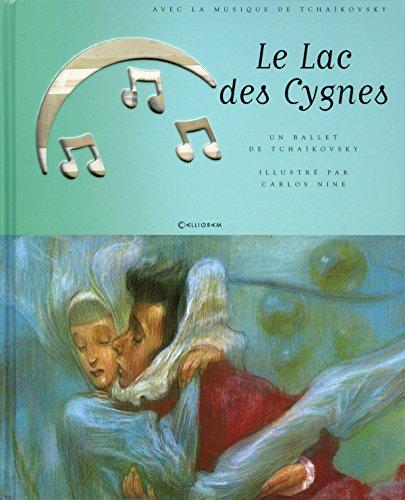 Le Lac des cygnes (1 livre + 1 CD audio)