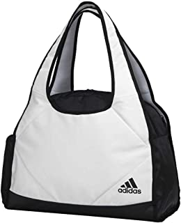 Adidas Padel Big Weekend Bag Blanco, Unisex Adulto