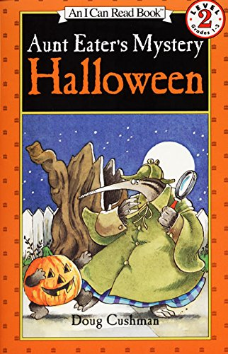 Aunt Eater's Mystery Halloween (I Can Read Level 2)の詳細を見る