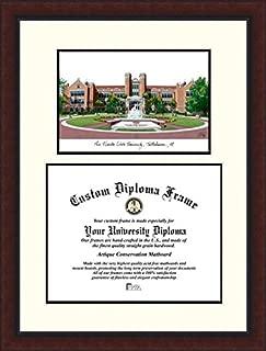 Campus Images FL985LV Florida State University Legacy Scholar Diploma Frame, 11