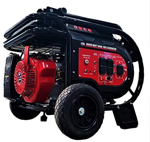 10000 watt propane gas generator - 2
