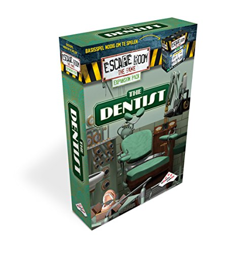 Identity 08663 Escape Room: The Game Expansion - Dentist