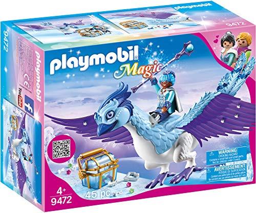 PLAYMOBIL Magic Fénix con Accesorios de Joyería, A partir de 4 años (9472)