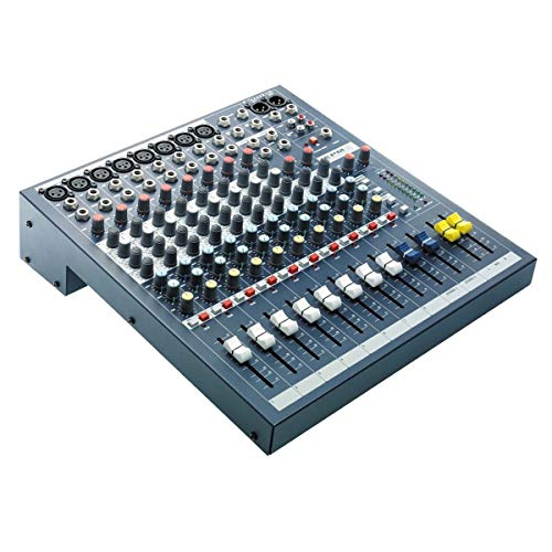 Soundcraft EPM8 · Mischpult