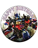 My Smart Choice 7.5' Edible Cake Toppers (Transformers)