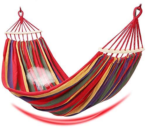 QWE Wild Swing Swing Rollover doppelhängematte Outdoor Indoor schaukelnetz blätter Menschen Erwachsene atmungsaktiv schlafnetz