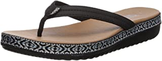 Skechers BOBS Women's Bobs Sunkiss-Picnic Party Sandal