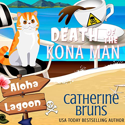 Death of the Kona Man: A Carrie Jorgenson Aloha Lagoon Mystery: Aloha Lagoon Mysteries, Book 9
