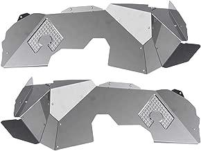 Artec Industries Jl5106 18-c Wrangler Jl Front Inner Fenders - Vented