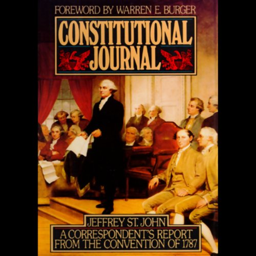 Constitutional Journal cover art