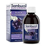 Sambucol Black Elderberry Syrup Original Formula, 7.8 Ounce Bottle