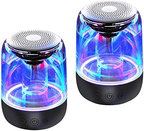 Portable Bluetooth Speaker True Wireless Stereo Speakers Crystal Clear Stereo Sound Rich Bass product image