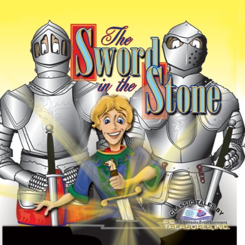 The Sword in the Stone and Other Children's Adventure Stories audiobook cover art