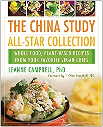 vegan cookbook the china study all-star collection