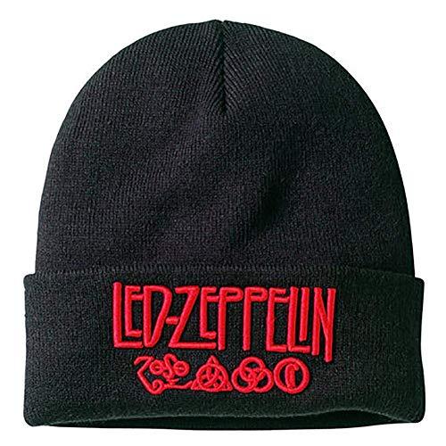 Amplificado Led Zeppelin - Logo Cuff Beanie