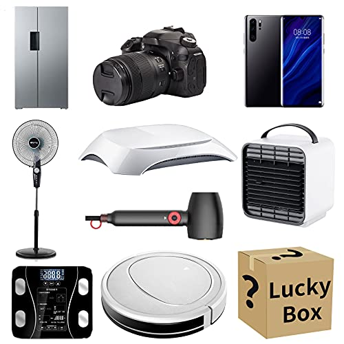 Electronic Products Mystery Box, Lucky Box, Random Products,...