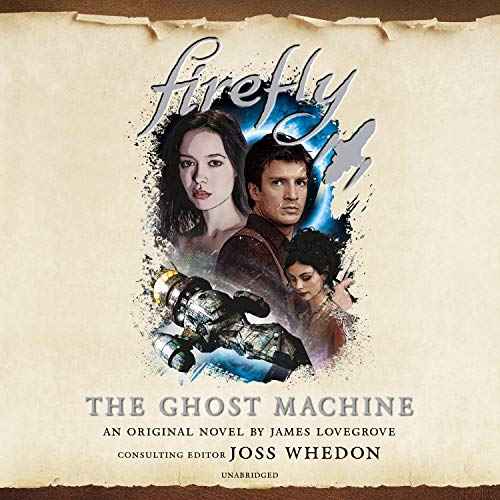 Firefly: The Ghost Machine cover art