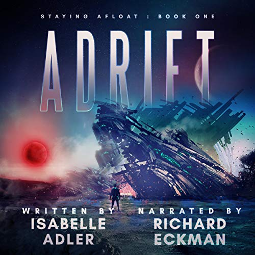 Adrift Audiobook By Isabelle Adler cover art