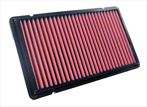 K&N Engine Air Filter: High Performance, Premium, Washable, Replacement Filter: 1990-2004 FERRARI (456 M, 456 M GT, F355, F355 Spider, F355 GTS, 550 Maranello, F355 F1, 456 GT, F40)  , 33-2816
