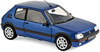 Norev NV184856 1:18 1992 Peugeot 205 GTI 1.9-Miami Azul