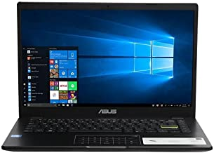 ASUS E410 Intel Celeron 4GB 128GB eMMC 14-inch Full HD LED Display Win 10 S Laptop