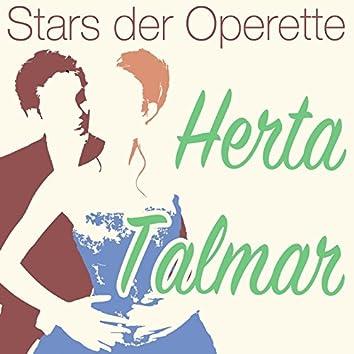 Stars der Operette: Herta Talmar