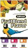 ZuPreem FruitBlend - Alimento para Aves, Pienso Guacamayos, Multifrutas, 15.88 kg