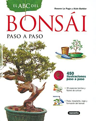 Abc Del Bonsai Paso A Paso (El Abc De La Jardinería)