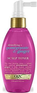Ogx Pomegranate & Ginger Scalp Toner 4 Ounce (2 Pack)