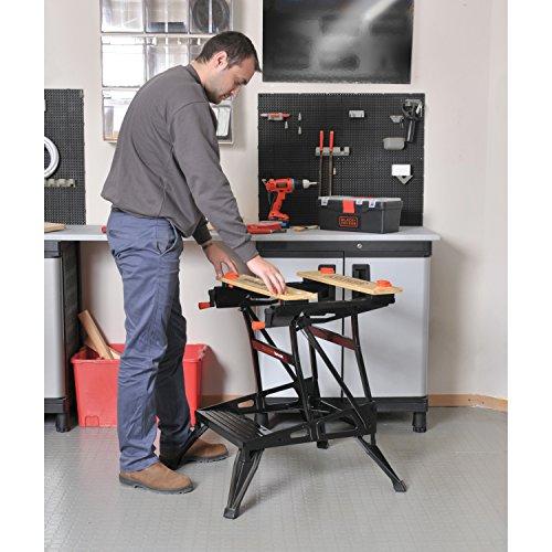 Black&Decker Folding Workbench