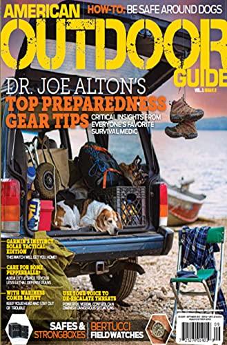 America Outdoor Guide Magazine - Top Preparedness Gear Tips (English Edition)