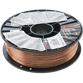 0.035-Inch Hobart H222108-R22 10-Pound E71T-11 Carbon-Steel Flux-Cored Welding Wire