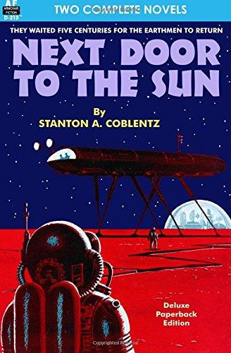 Next Door to the Sun & Martian Nightmare