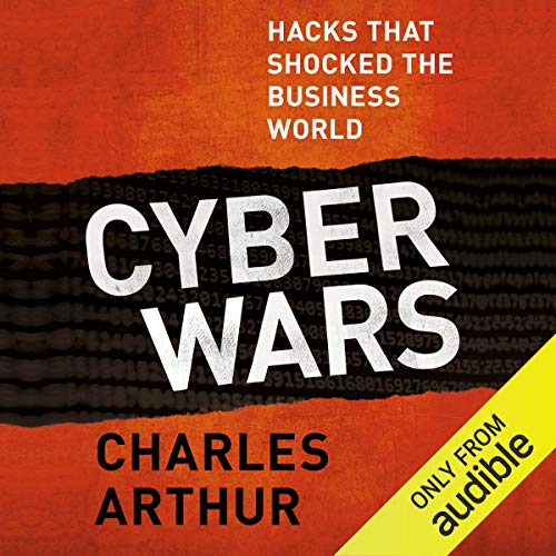 Cyber Wars cover art