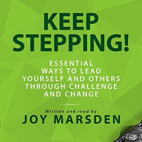 Keep Stepping! cover art