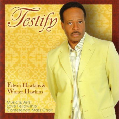 Edwin Hawkins feat. Walter Hawkins