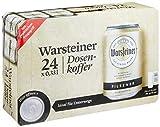 Warsteiner Premium Pilsener Dosenkoffer 24 x 0,33L