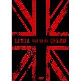 【Amazon.co.jp限定】LIVE IN LONDON -BABYMETAL WORLD TOUR 2014- (DVD)[メガジャケ付き]