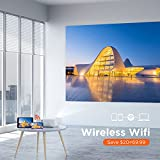 Zoom IMG-1 bowmaker tech proiettore wifi con
