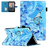 UGOcase Fire HD 8 Inch Tablet 2018 Case with Pen Holder,